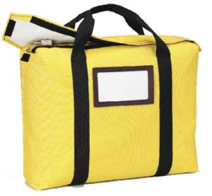 Fire Resistant Bags Briefcase Bag