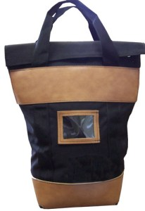 Fire Resistant Bags Locking Courier Bag